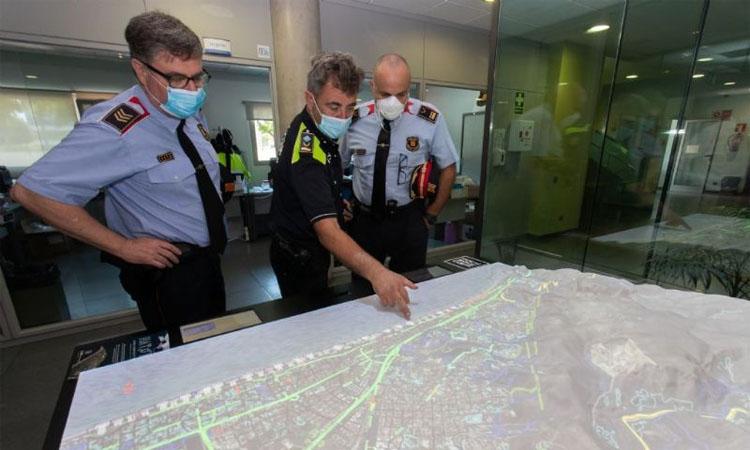 Castelldefels controlarà el trànsit amb sensors als carrers