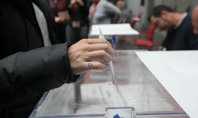 A Viladecans la participació puja més de set punts el 26-M