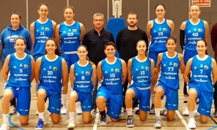 Ascens assolit:el BFViladecans jugarà a la Lliga Femenina 2