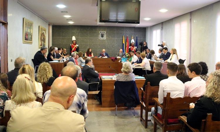 PSC, ERC i Junts reafirmen el seu pacte a Castelldefels