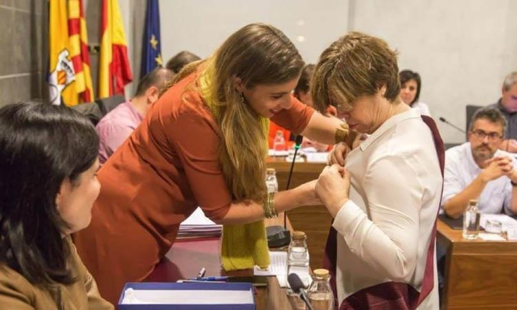 Movem Castelldefels expulsa la regidora Ana Quesada i l'acusa de trànsfuga