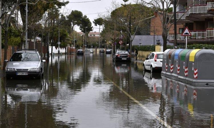 Més de cinc milions per acabar amb les inundacions a Castelldefels