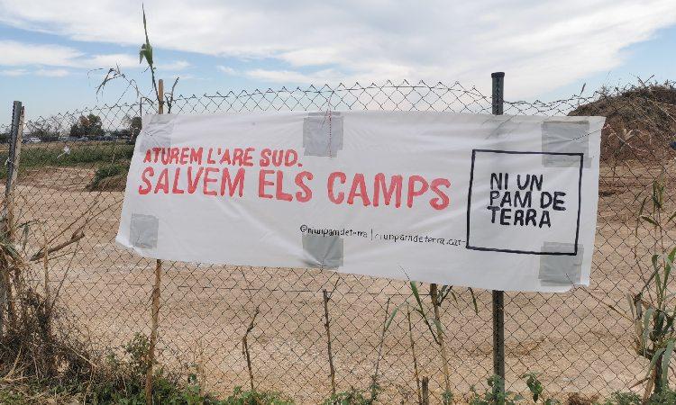Demanen al Govern que aturi les obres de l'Eixample Sud del Prat