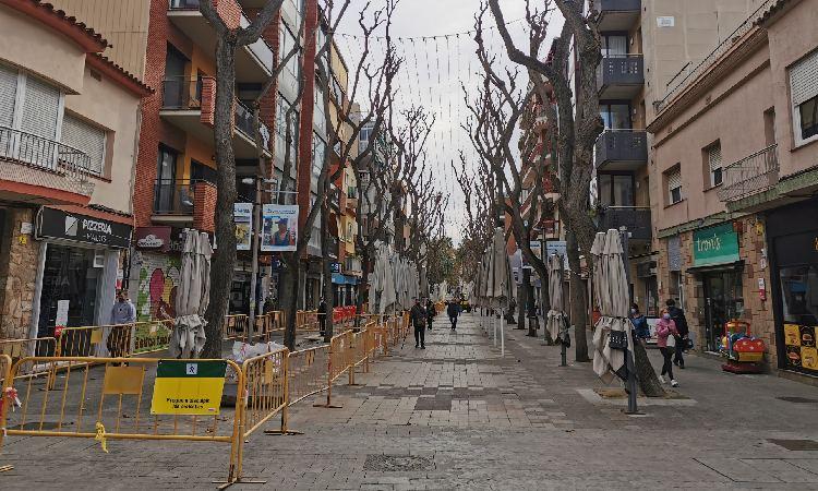 Castelldefels demana ser àrea de mercat d'habitatge tens