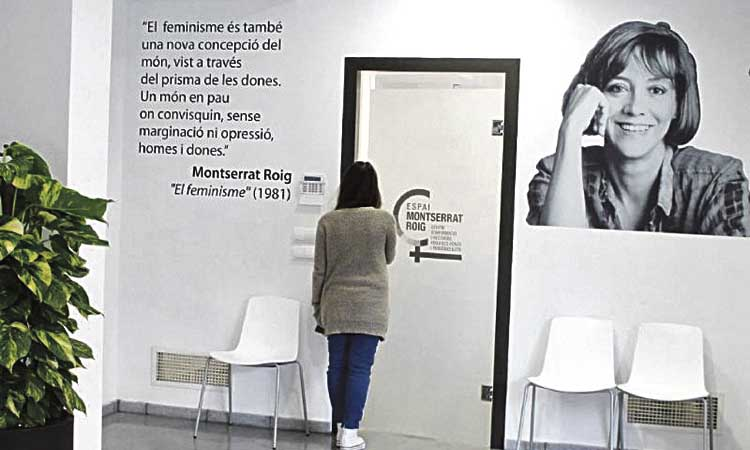 Es dispara la xifra de dones que demanen atenció psicològica a Castelldefels