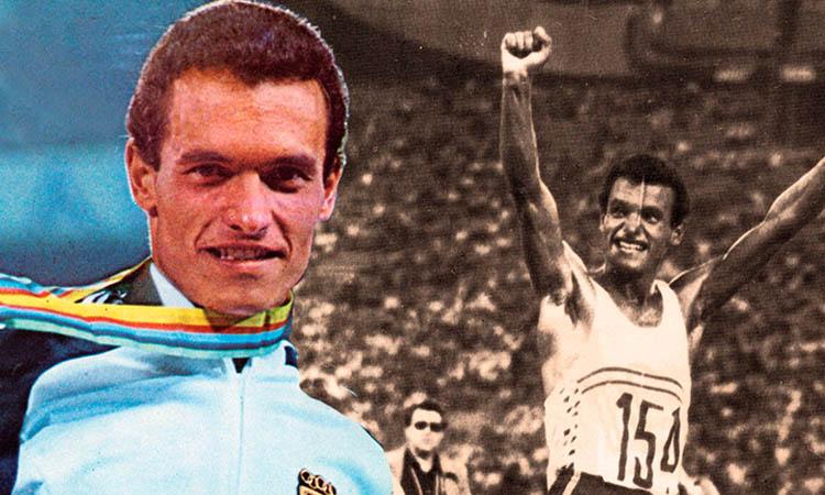 L'atletisme plora la mort del pratenc Jordi Llopart