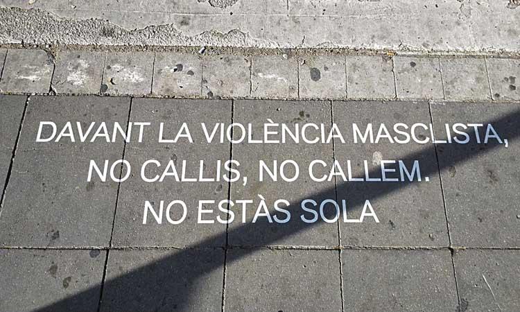 Lluita a Viladecans per evitar la violència masclista a les zones d'oci