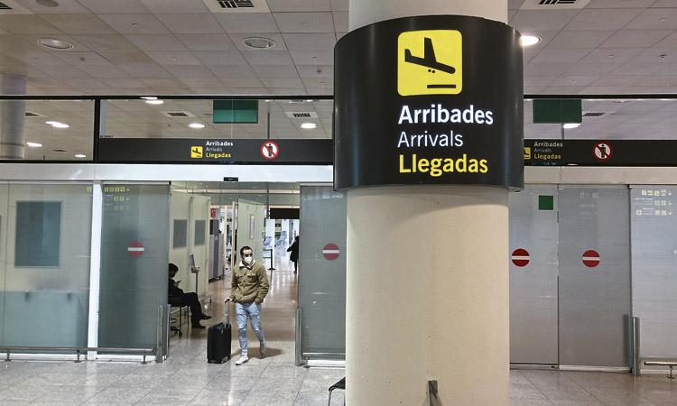 La cara B de la pandèmia al Delta: viure sense el soroll incessant dels avions