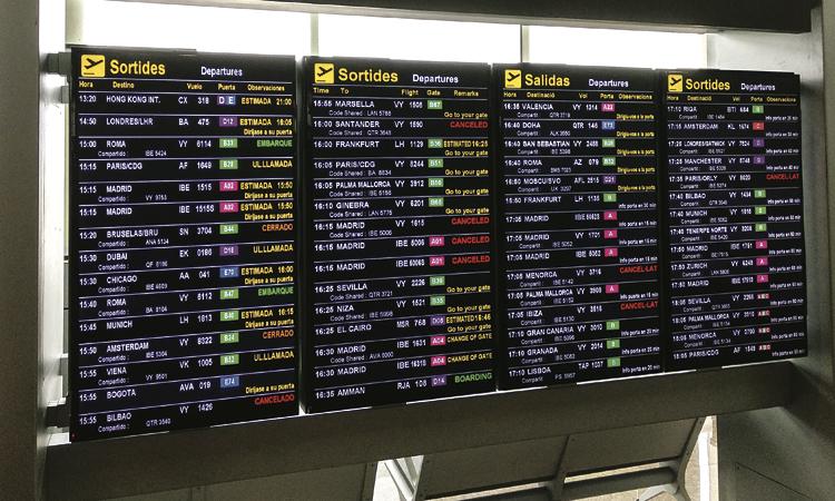 Pressió de la Cambra de Comerç per ampliar l'aeroport del Prat