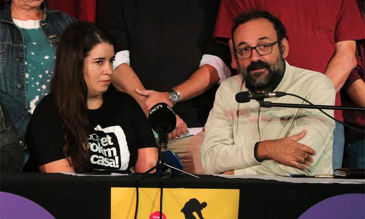 La Fiscalia recorrerà l'absolució de Tamara Carrasco perquè la condemnin