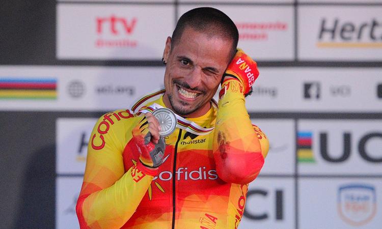 Sergio Garrote guanya dues plates al Mundial adaptat
