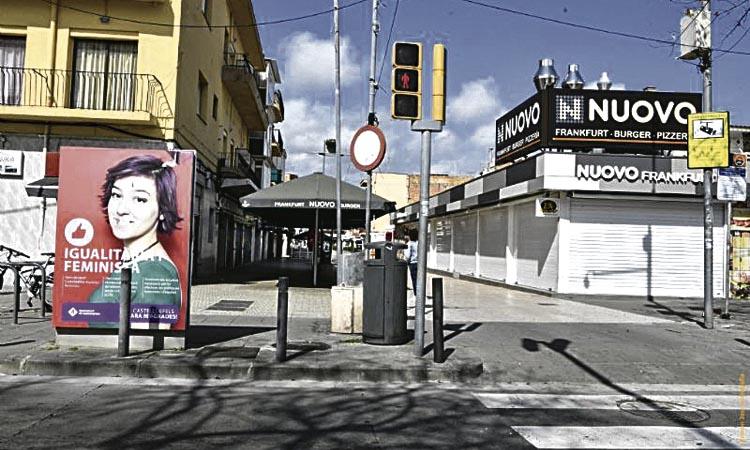 Més de 800 empreses de Castelldefels han fet ERTOs des del març