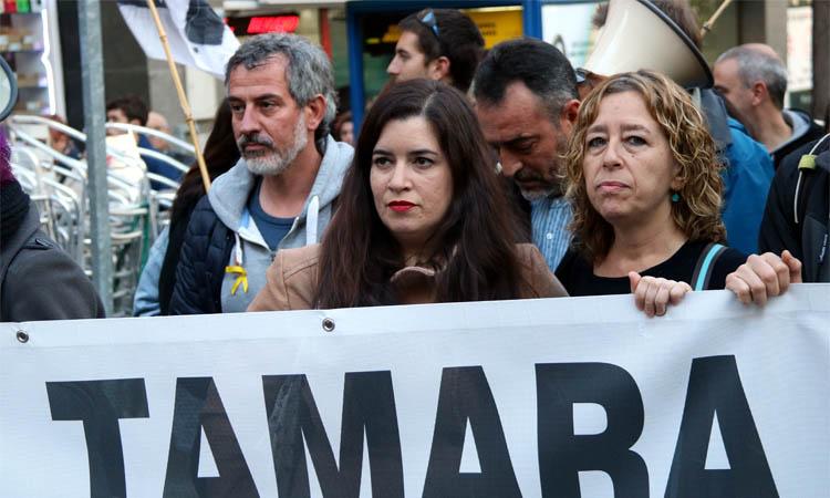 Arrenca el judici a Tamara Carrasco