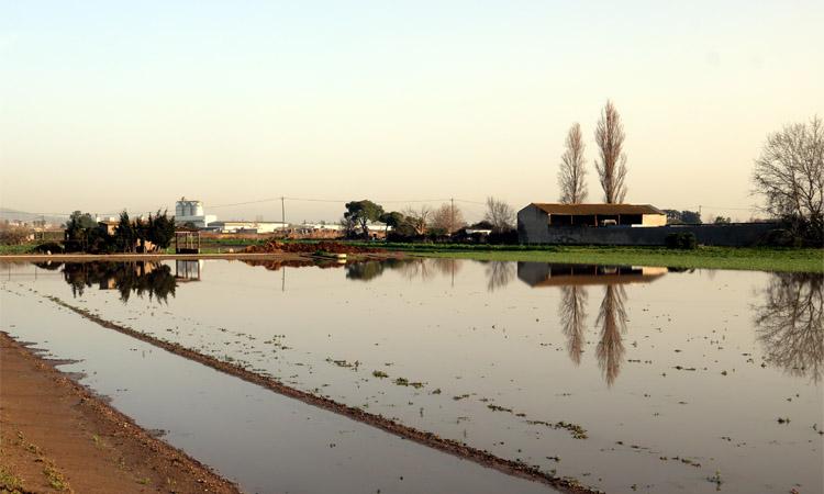 Inundacions a Gavà i Castelldefels