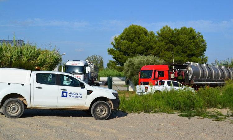 Nous vessaments pel trencament del col·lector entre Castelldefels i Gavà