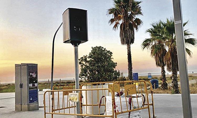 La Policia Local de Castelldefels controlarà la velocitat per reduir accidents