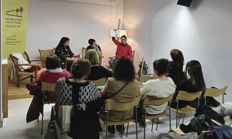 'Follem?': Bel Olid presenta el seu nou llibre a Premià de Dalt