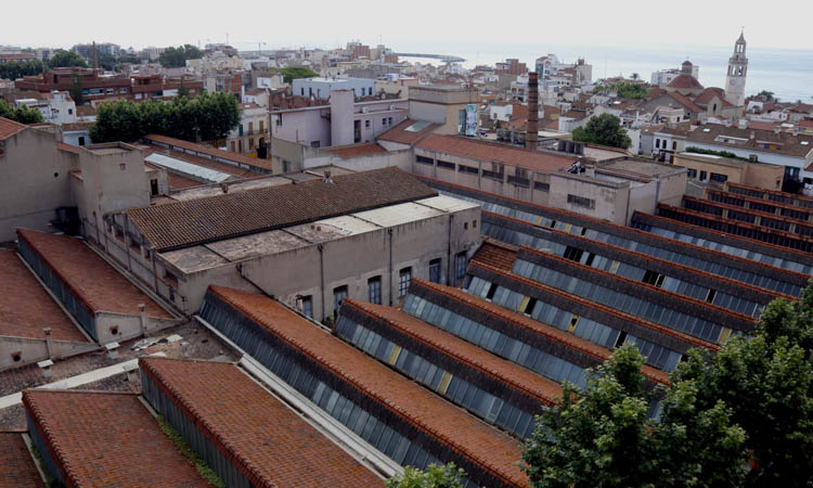 Aturat el desnonament amb data oberta de Can Sanpere