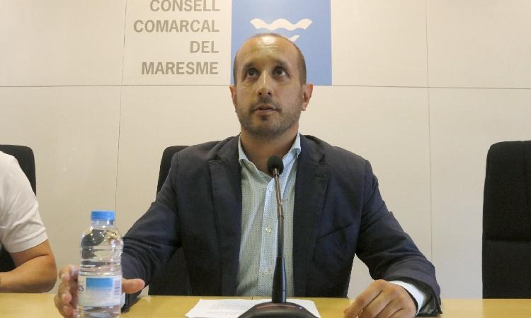 Vox denuncia l'alcalde de Vilassar de Mar per la pancarta dels presos polítics