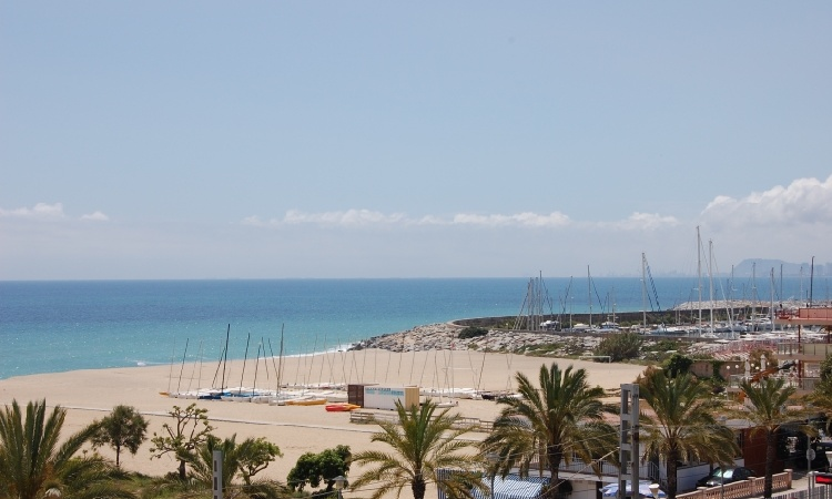 Oposició frontal del Masnou al projecte de l'espigó de la platja d'Ocata