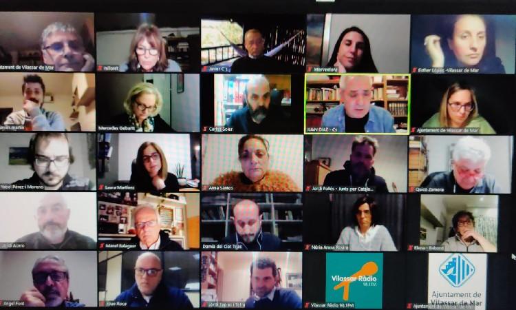 L'oposició força l'ajornament de la votació dels pressupostos de Vilassar de Mar