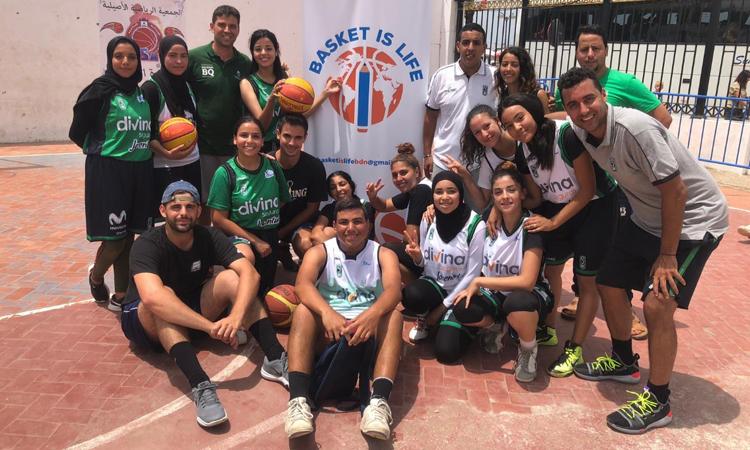 Hamza Driouich torna al Marroc amb el seu projecte de bàsquet