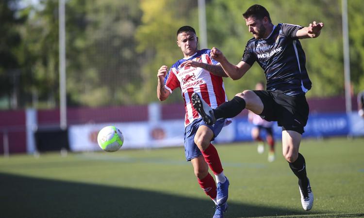 La UEVilassar perd la final del Campionat de Catalunya