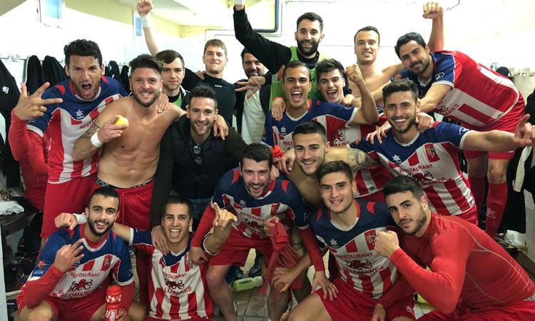 La UEVilassar guanya la lliga i torna a Tercera Divisió