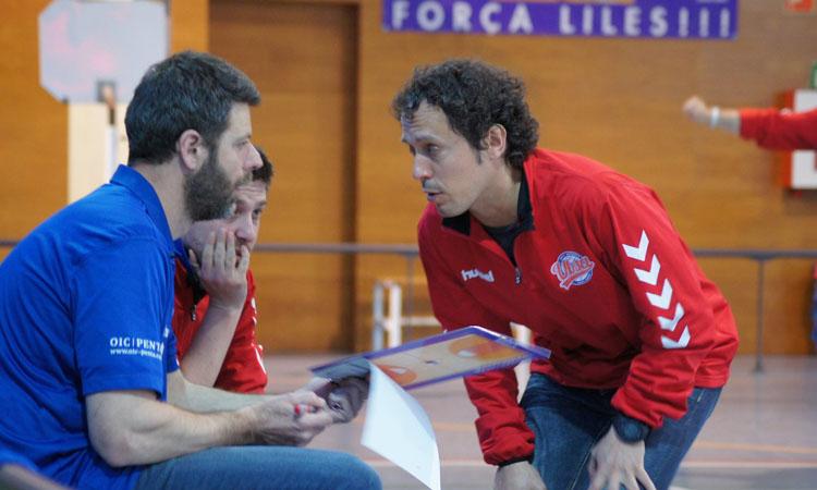 Mario Lousame no seguirà al Masnou Basquetbol