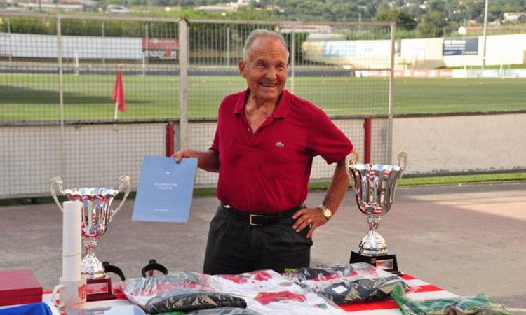 El futbol vilassarenc plora la mort de Xevi Ramon Pera