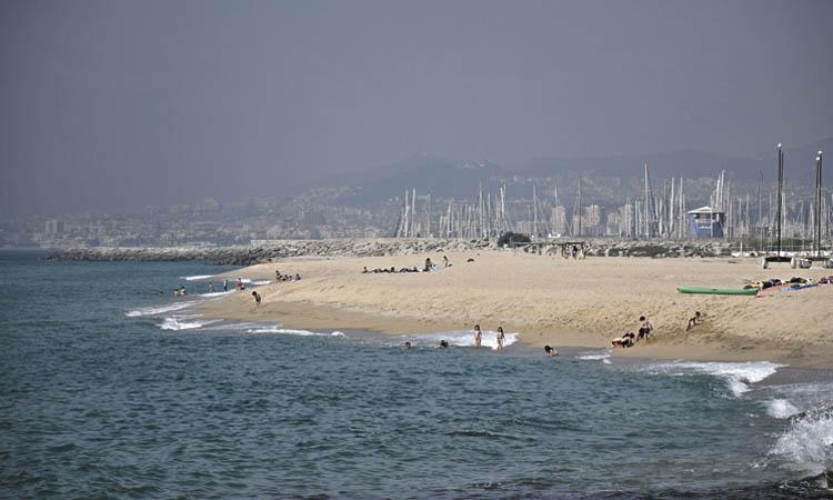 Només dues platges de la comarca amb bandera blava
