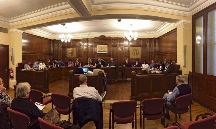 L'Estat denuncia l'Ajuntament del Masnou pel suport a l'1-O