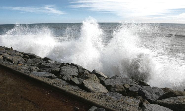 Més de 50 reparacions a Cabrera de Mar pel temporal