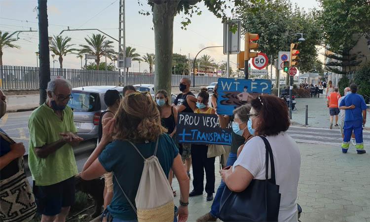 """El Masnou denuncia """"falta de comunicació"""" amb el Consell Comarcal per un nou incident a la depuradora de Teià"""