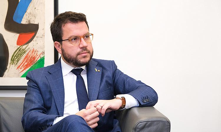 """Aragonès: """"El Masnou actua amb absoluta responsabilitat amb els MENAs"""""""