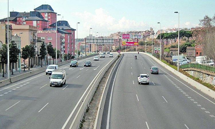 Autopista C-31 Badalona