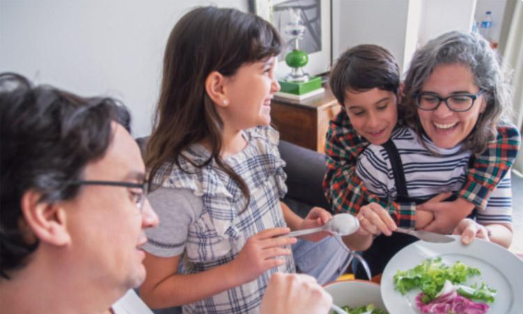 Els beneficis dels àpats en família: cuida'ls