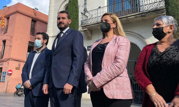 """Guijarro (PSC) presenta la seva candidatura per rellevar Albiol: """"Negociarem amb tothom"""""""
