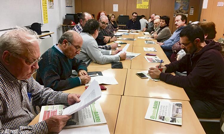 Crisi a la candidatura municipal dels comuns de Sant Adrià