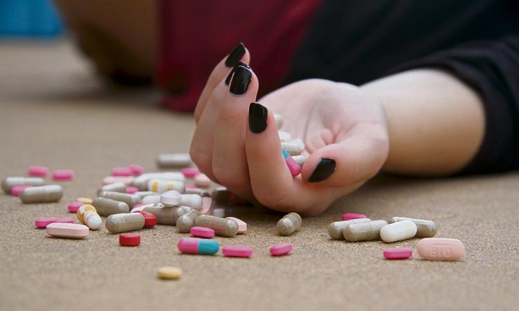 Un estudi apunta que el consum de drogues noves disminueix