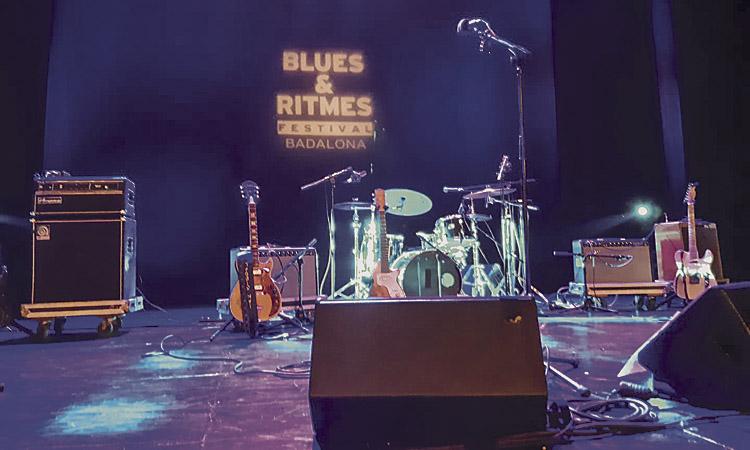 El Blues & Ritmes 2021 frega el 100% d'entrades venudes
