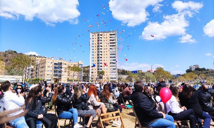 Tret de sortida a la festa major de Montgat amb protagonisme 'sanitari'