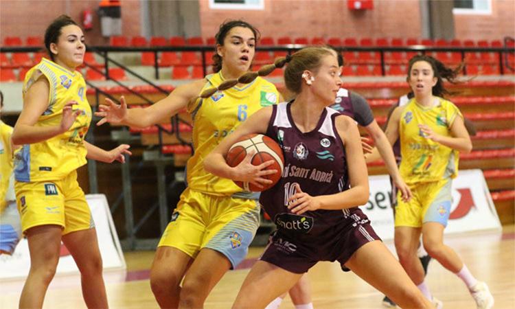 L'Snatt's Sant Adrià es juga l'ascens a l'LF1 a Leganés