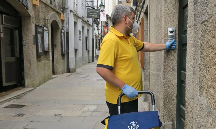 Primer positiu confirmat a l'oficina de Correus de Montgat