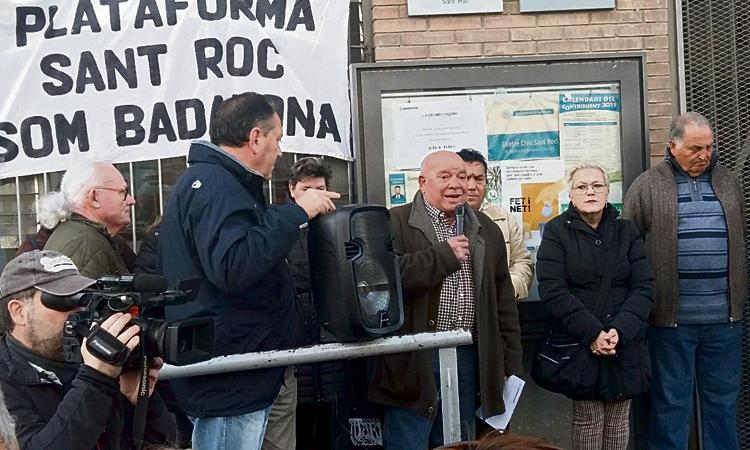 Sant Roc Som Badalona seguirà reunint-se al Centre Cívic