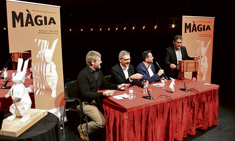 El Festival Internacional de Màgia de Badalona arriba a la 19a edició