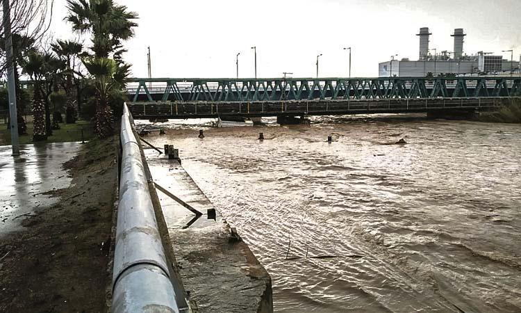 El pas del temporal Glòria costa tres milions a les depuradores