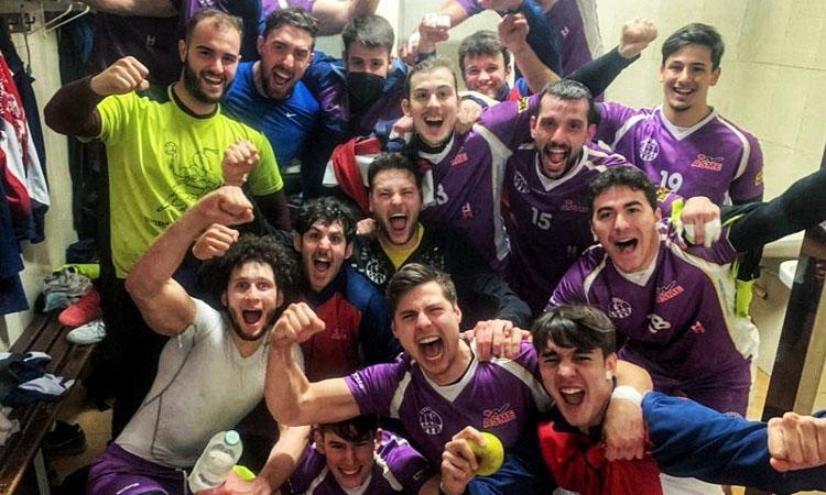 L'Adrianenc tanca la primera fase de la temporada 2020-21