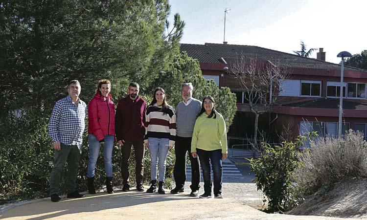 L'ampliació de l'Institut de Tiana tira endavant gràcies a l'AMB