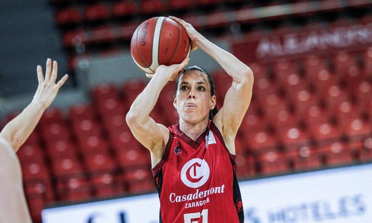 Anna Cruz es retira de la selecció espanyola
